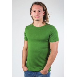 Men's Hemp T-shirt |green|...