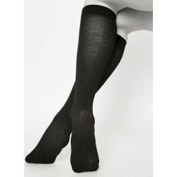 Freja wool knee highs|...