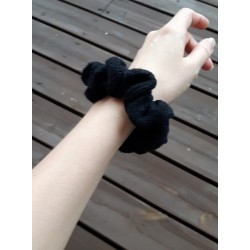 Katukissa-scrunchie|musta|...