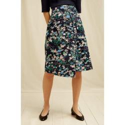 V&A Floral Print Skirt...
