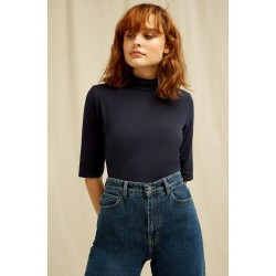 Cecily Turtleneck Top in...