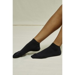 Varrettomat sukat - musta|...