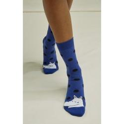 Moomin Dot socks in...