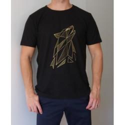 S-koko: Wolf T-paita,...
