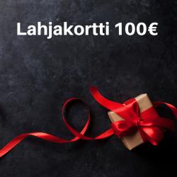 Sähköinen Lahjakortti 100€
