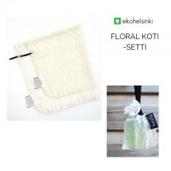 Floral koti-setti | Pumpa...