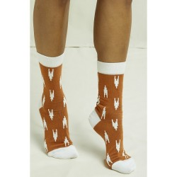 Ikat socks|organic cotton|...