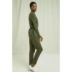 XS: Odette Jumpsuit, khaki...