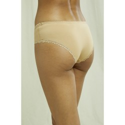 Lace Hipster in Almond ...