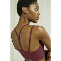 Yoga Y-back Crop Top in...
