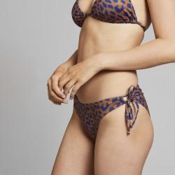Bikini Bottom Odda Leopard...