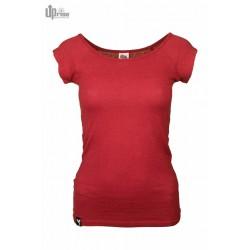Hamppu T-paita |punainen|