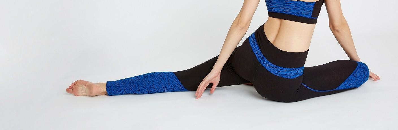 Sustainable active wear